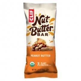 CLIF BAR NUT Butter Filled Peanut Butter Dietétique sport running