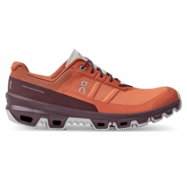 On Running Cloudventure Flare Mulberry Homme