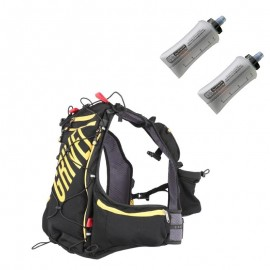 Pack Mountain Runner 12L Grivel + 2 flasques souples 500 ml