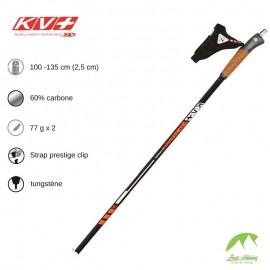 KV+ Exclusive 60% Carbon - Black Orange