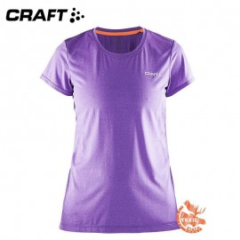 Craft Pure Light Tee Femme