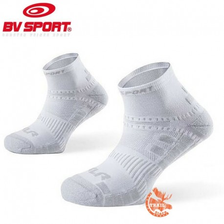 Socquettes Light One blanche BV SPORT