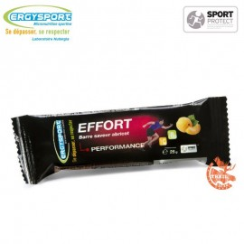 Ergysport Effort - Barre de l'effort Abricot