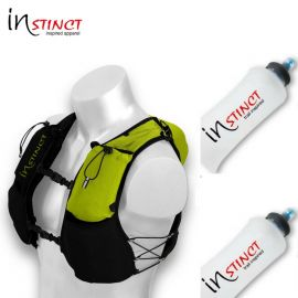Evolution Trail Vest by Instinct + 2 x 600 ml Hydrapak