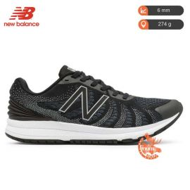 New Balance FuelCore Rush V3 Black Grey Homme