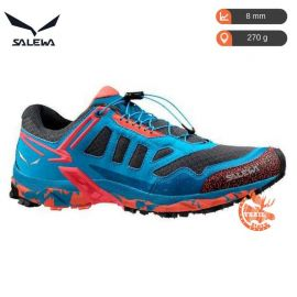 Salewa Ultra Train Papyrus Purple Wine Femme
