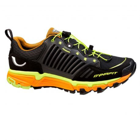 Dynafit MS Feline Ultra Black Fluo Yellow Homme