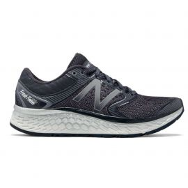 New Balance 1080 V7 Fresh Foam Black White Femme