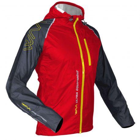 Ultra Rain Jacket Waa rouge noire