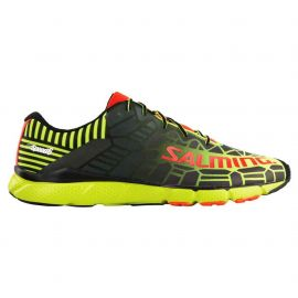 Salming Speed 6 Fluo Yellow Black Homme
