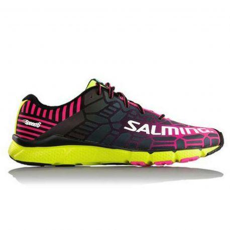 Salming Pink Femme 6 Speed Azalea QeWdorxBC