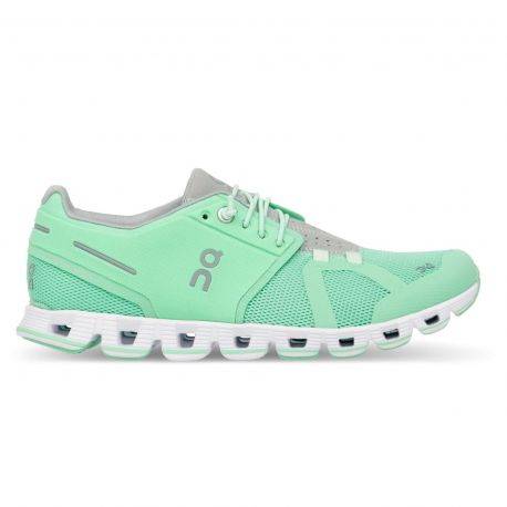 On Running Cloud Mint Femme