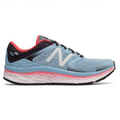New Balance 1080 V8 Fresh Foam Light Blue Femme