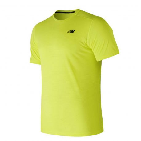 New Balance Max Intensity Short Sleeve Homme