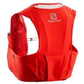 Salomon S/LAB Sense Ultra 5 Set Racing Red