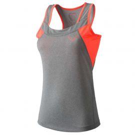 Tee-shirt Dynafit Vertical 2 Tshirt Quiet Shade melange Femme