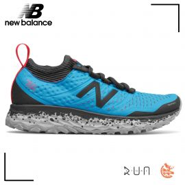 New Balance Fresh Foam Hierro V3 Bright Blue Femme