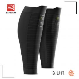 Manchons Compressport R2 V2 Black Edition 10