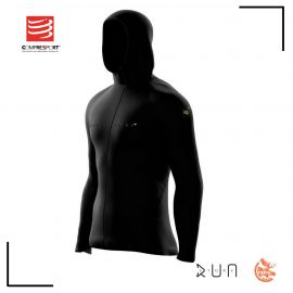Compressport Thunderstorm 10/10 Jacket Black Edition 10