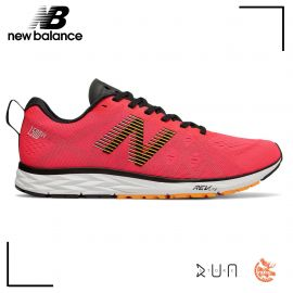 New Balance 1500 V4 Bright Cherry Black Homme