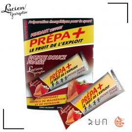 Lucien Georgelin PREPA + x 3 sticks