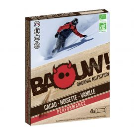 Baouw Cacao Noisette Vanille