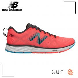 New Balance 1500 V4 Orange Black Femme