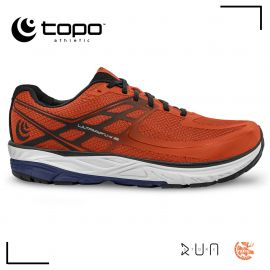 Topo Athletic UltraFly 2 Orange Navy