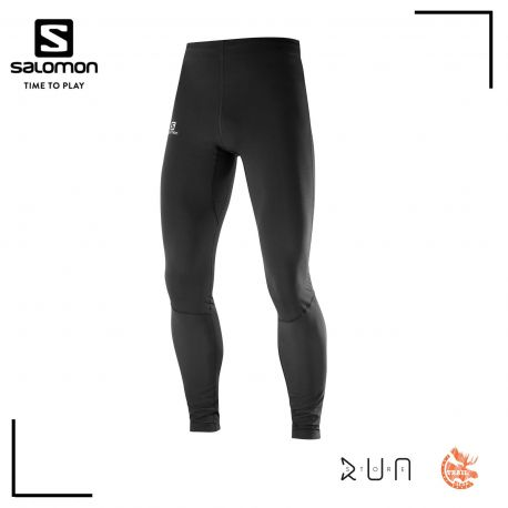 Salomon Agile Warm Tight Black Homme