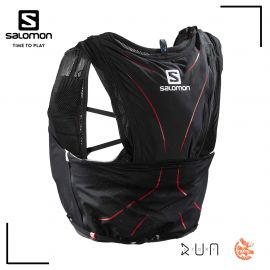 Salomon Advance Skin 12 Set Black