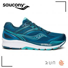 Saucony Echelon 7 Blue Femme