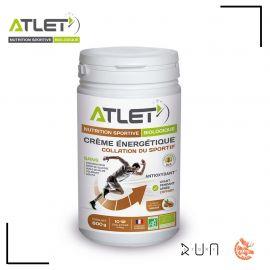 Atlet Nutrition Crème énergétique Biologique Amandes 600 G