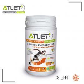 Atlet Nutrition Boisson énergétique Biologique Agrumes 450 G