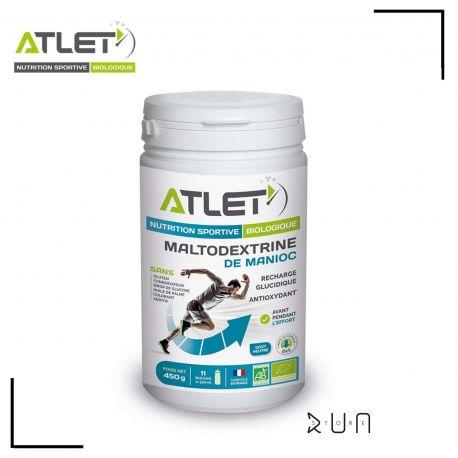 Atlet Nutrition Maltodextrine de Manioc Biologique