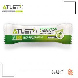 Atlet Nutrition Barre Pomme Biologique 25G