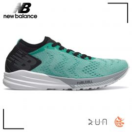 New Balance FuelCell Impulse Light Tidepool with Black Femme drop 6 mm