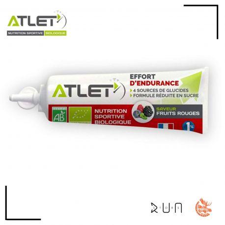 Atlet Nutrition Gel Energétique Biologique 25G