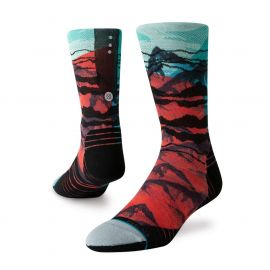 Stance Run Early Peaks Crew Homme