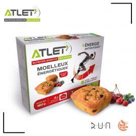 Atlet Nutrition Moelleux Energétique Biologique