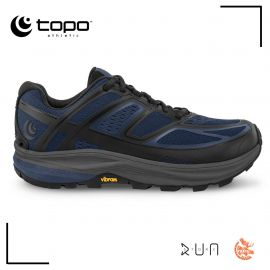 Topo Athletic Ultraventure Navy Black Homme