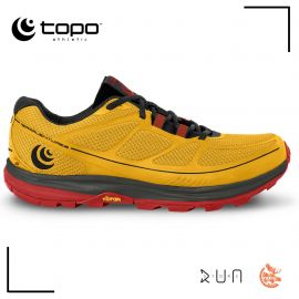 Topo Athletic Terraventure 2 Yellow Black Homme