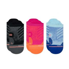 Stance Run Tab 3 paires Femme