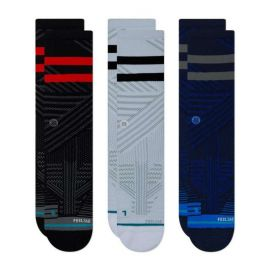 Stance Training Train Crew 3 paires Homme