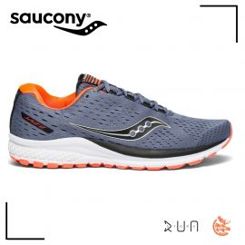 Saucony Jazz 20 Grey Black Vizy Red Homme