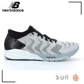 New Balance FuelCell Impulse White Black Homme
