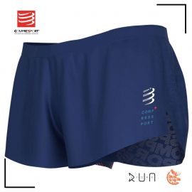 Compressport Split Short Homme