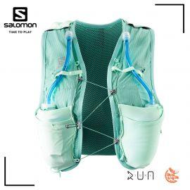 Salomon Advanced Skin 8 litres Yucca Femme