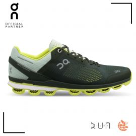 On Running CloudSurfer Jungle Lime Homme