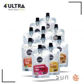 4Ultra Pack 10 gourdes
