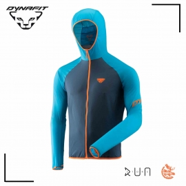 Dynafit Alpine Wind Methyk Blue Homme